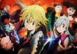 The Seven Deadly Sins: peppermint anime veröffentlicht den Anime auf Blu-ray & DVD