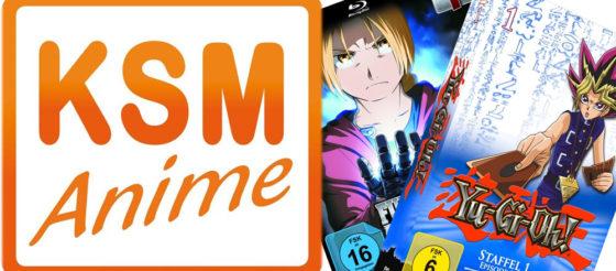 KSM Anime alle neuen Lizenzen & Informationen von der AnimagiC 2016