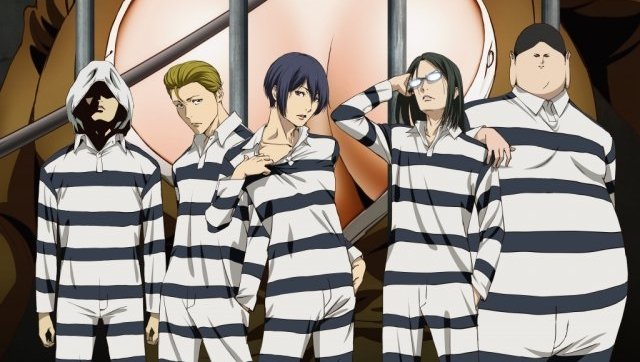 Prison School BluRay 1080p Legendado - Download Torrent