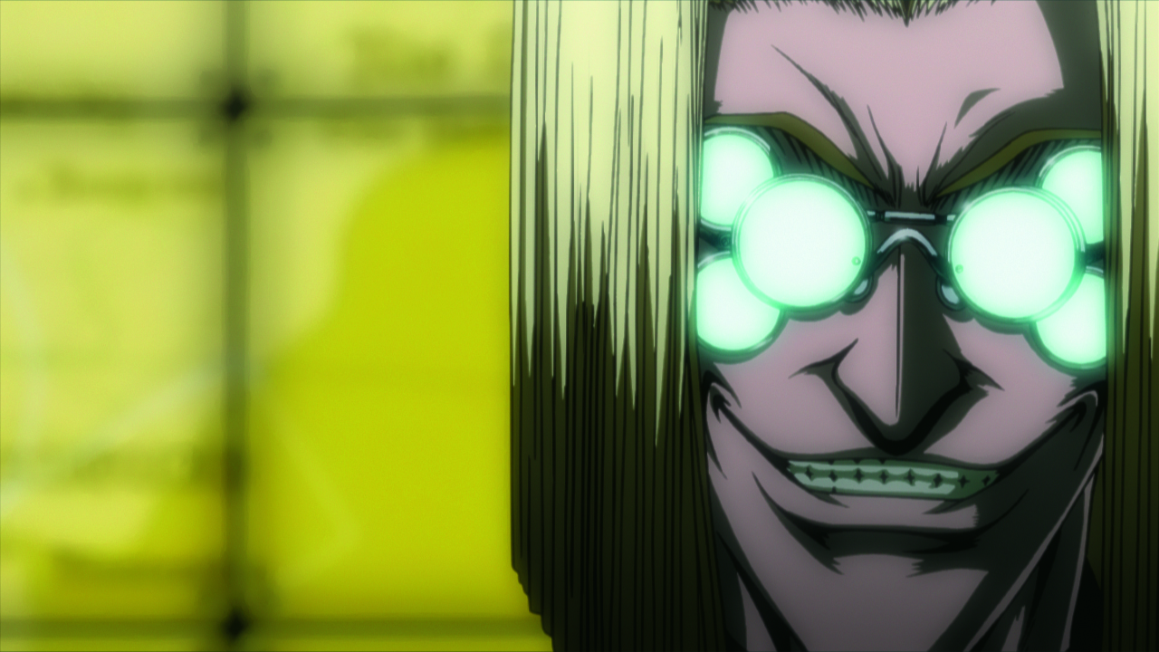 Where can I watch the Hellsing OVAs online for free ...