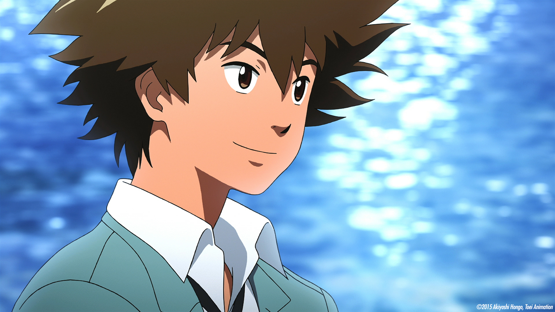 Digimon tri CHapter 1