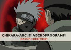 Naruto Shippuden: ProSieben MAXX Teaser zur Ausstrahlung der Chikara-Arc