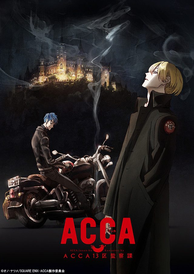 acca 13 Poster