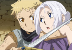 Review: The Heroic Legend of Arslan Vol. 1