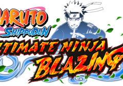 NARUTO SHIPPUDEN: Ultimate Ninja Blazing ist ab sofort erhältlich