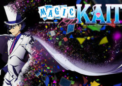 """peppermint anime veröffentlicht """"Magic Kaito 1412"""" 2017 auf DVD & Blu-ray"""