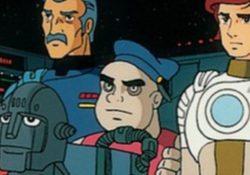Captain Future: Universum Anime veröffentlicht erstes Bild Vergleichsvideo