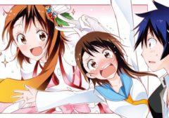 Ende von Magical Pâtissier Kosaki-chan Spin-Off-Manga