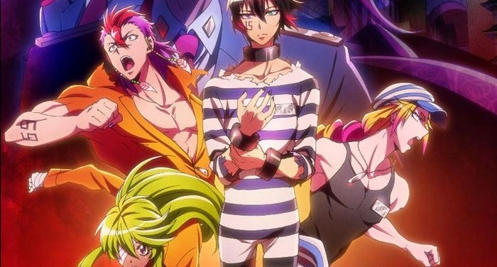 Action Comedy Anime Nanbaka Bekommt Im April 2017 Ein Event Special