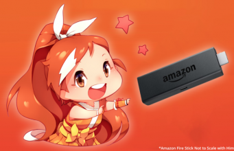 Crunchyroll Fire TV Stick