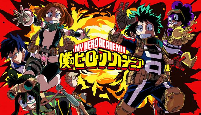 My Hero Academia: Neues Visual zur dritten Staffel veröffentlicht