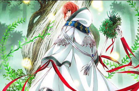 Die Braut des Magiers TV-Anime News