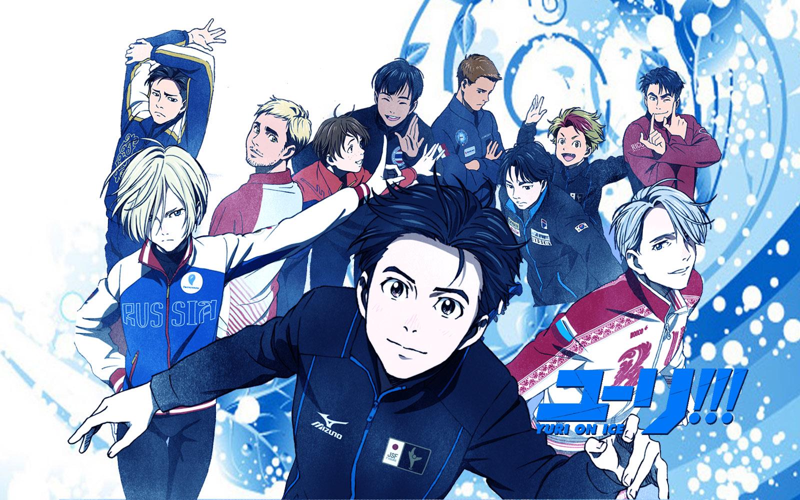 Yuri on Ice Titelbild