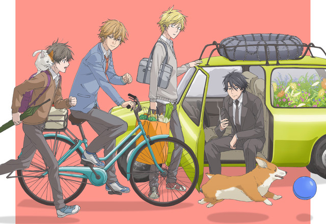 hitorijime-my-hero-news