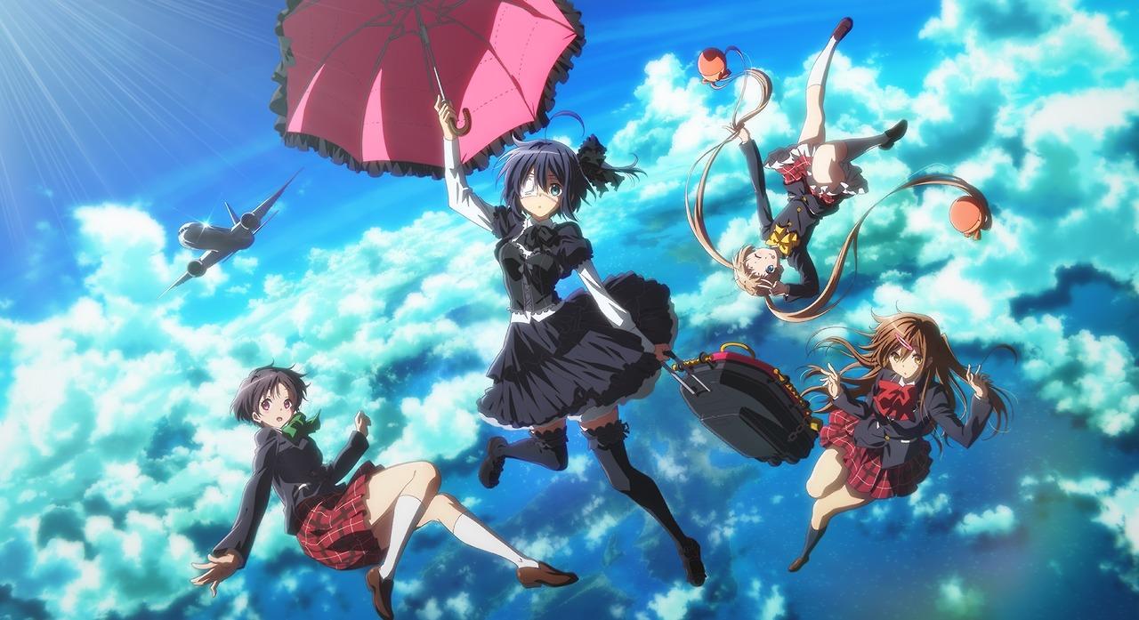 Love Chunibyo Other Delusions Take On Me Zweites Promo Video Zum Animefilm