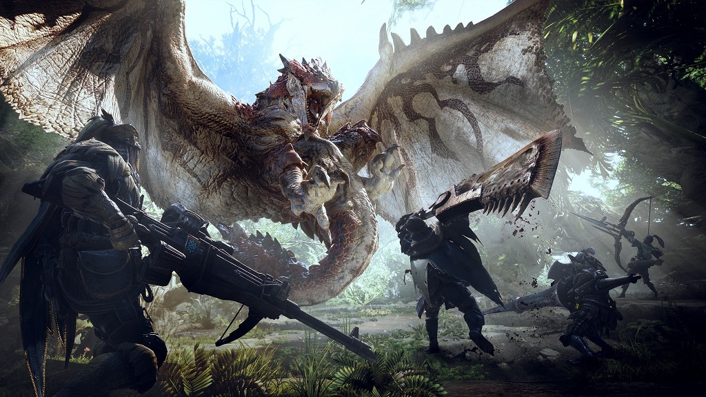 Monster Hunter World: Neue Details zur Beta enthüllt