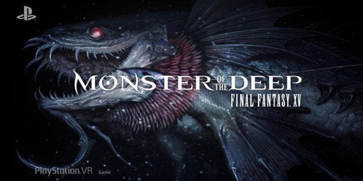 Monster of the Deep: Final Fantasy XV: Launch-Trailer veröffentlicht