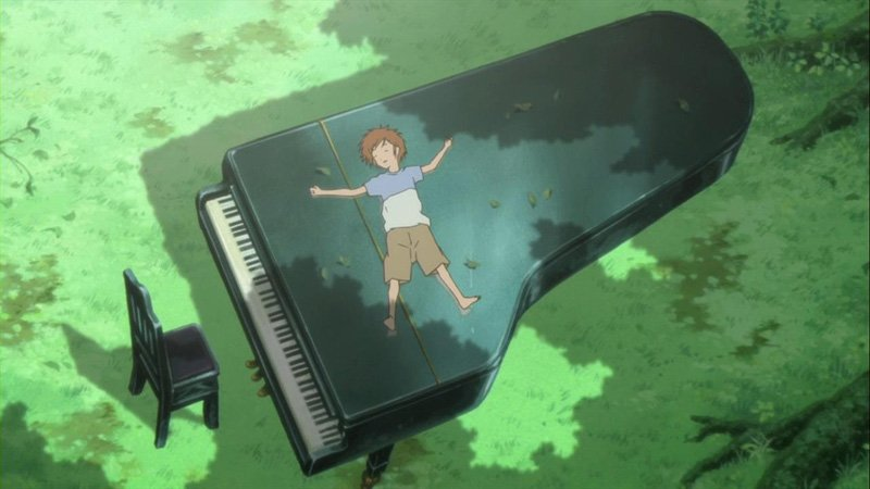 The Piano Forest ARTE Zeigt Den Anime Film Im TV
