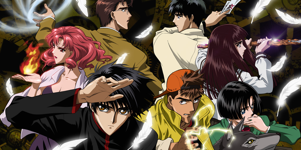 X Anime Serie Titelbild