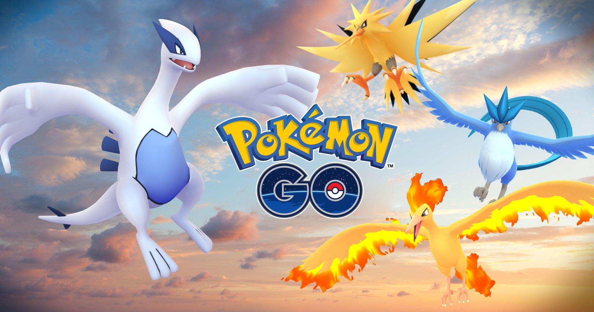 Nach Lugia Arktos Bald Auch Lavados Zapdos Bei Pokémon Go
