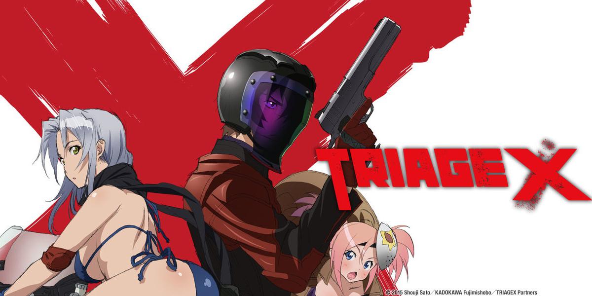 Triage X Reviewtitelbild