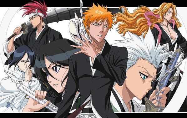 Review Bleach Box 1