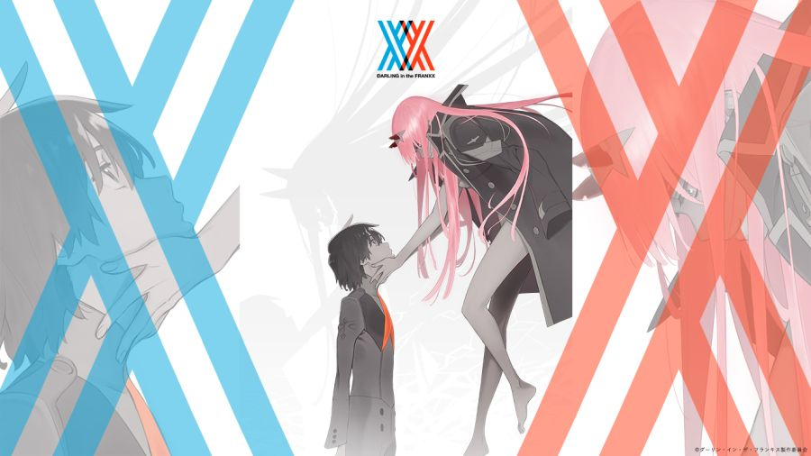 Darling in the frankxx trailer key visual for Minimal art eine kritische retrospektive