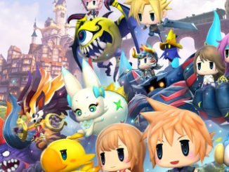 World of Final Fantasy: Meli-Melo: Neues Smartphone-Game angekündigt