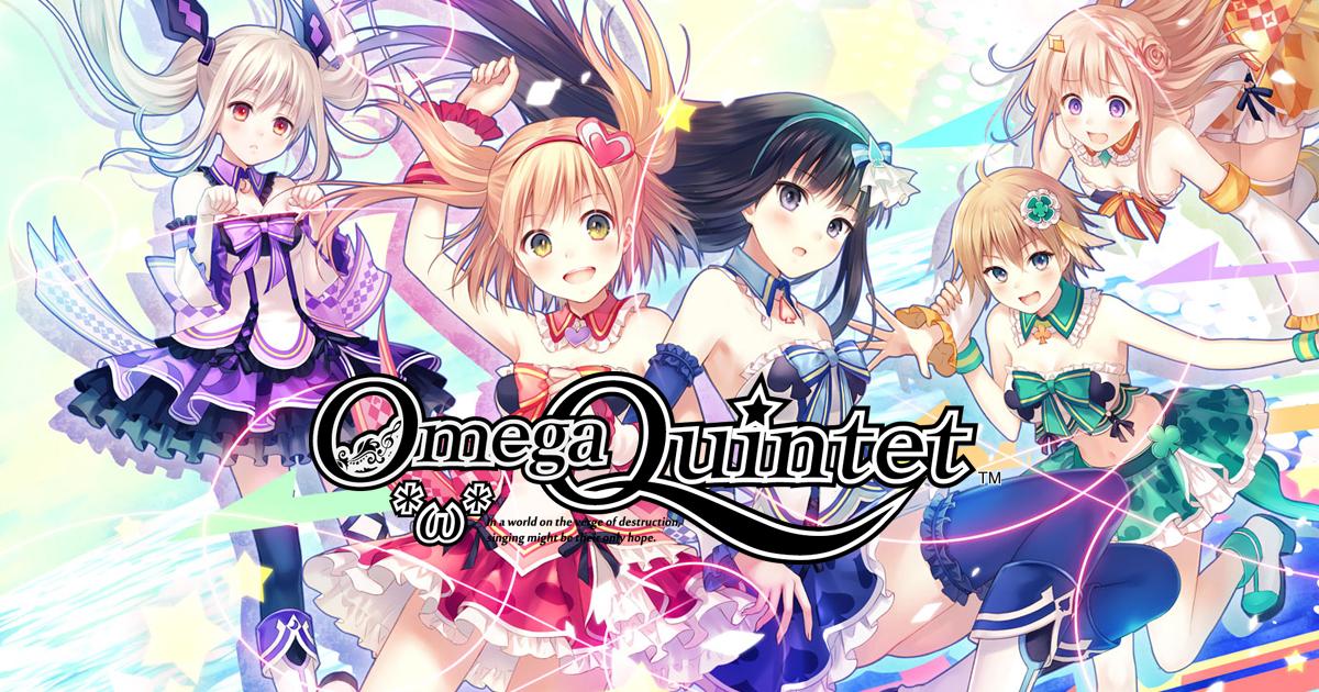Omega Quintet: Veröffentlichungstermin für PC bekanntgegeben