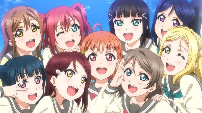 Love Live Sunshine Film Zum Anime Franchise Angekundigt