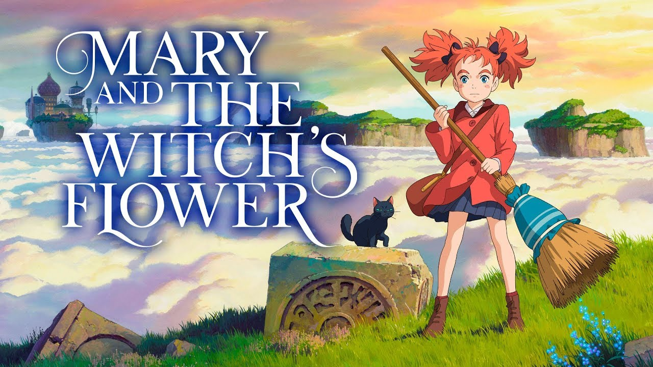 Mary und die Blume der Hexen