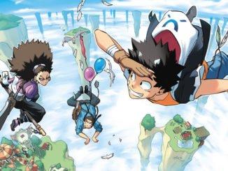 Radiant Anime News