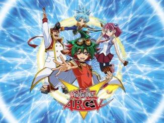 Yu-Gi-Oh Arc-V News