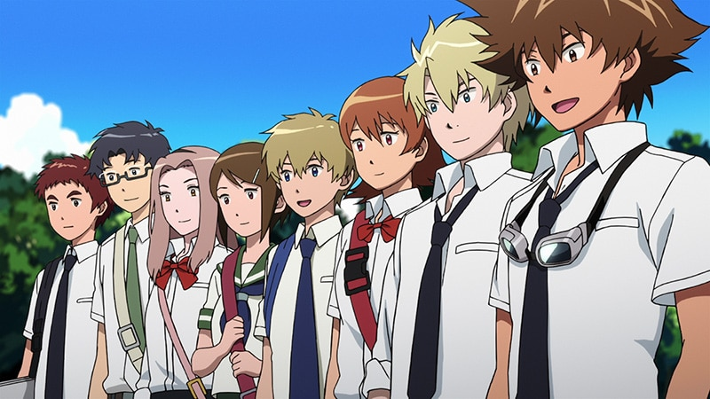 Digimon Adventure tri. Chapter 4