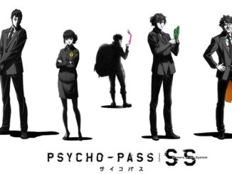 Psycho-Pass SS