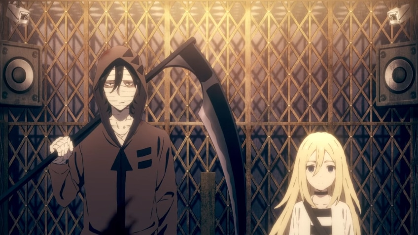 Angels of Death Game