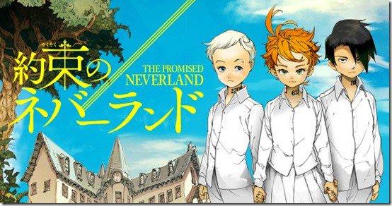 Bildergebnis für promised neverland anime