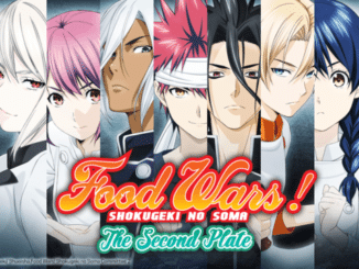 Food Wars The Second Plate Titelbild Review
