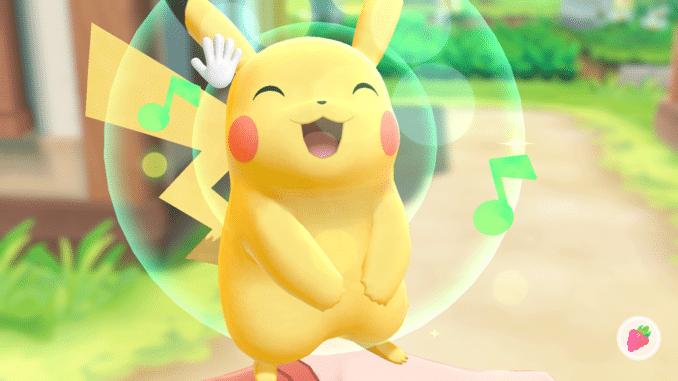 Pokémon Let's Go Pikachu! und Evoli!