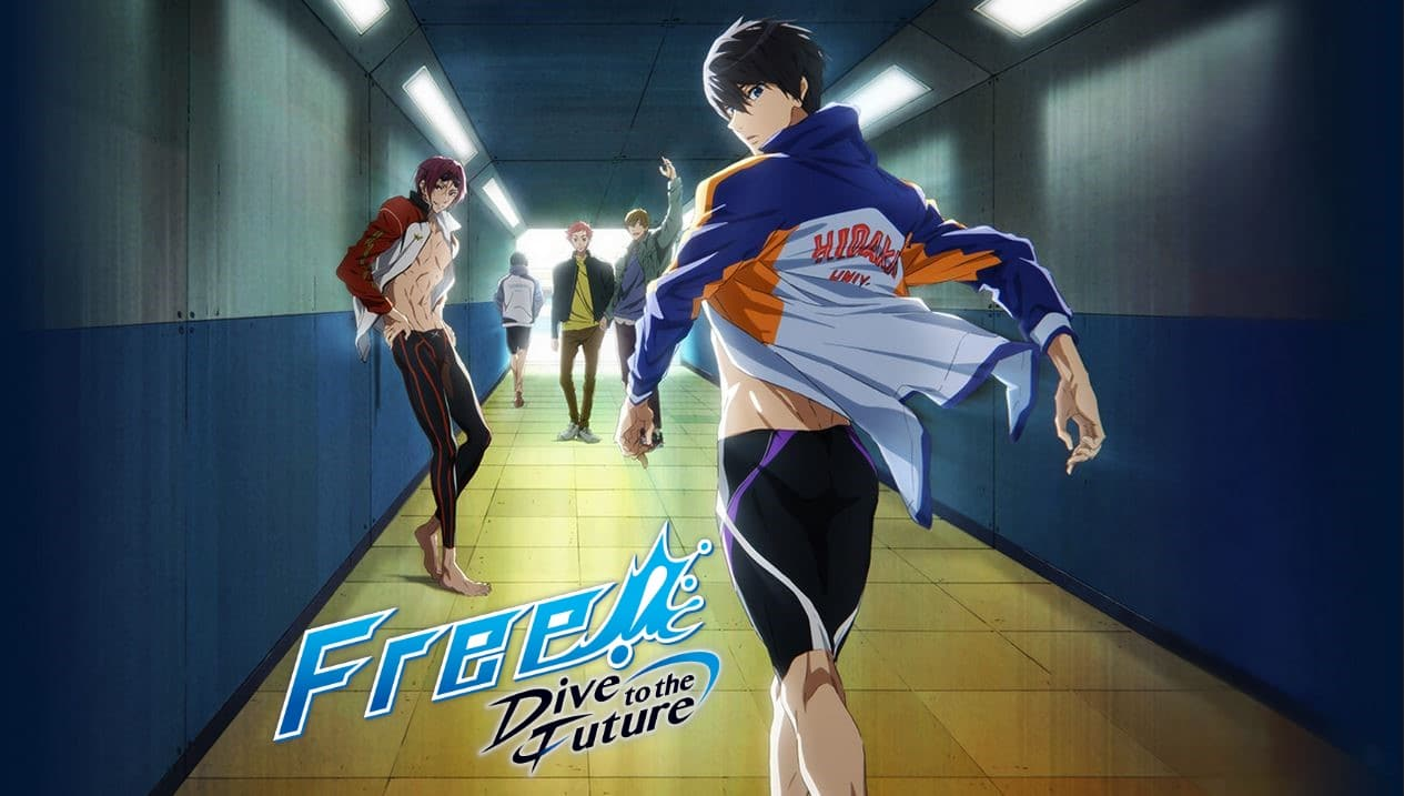 free dive to the future anime news fertig The Must-Watch Anime Shows from Summer 2018 Lineup