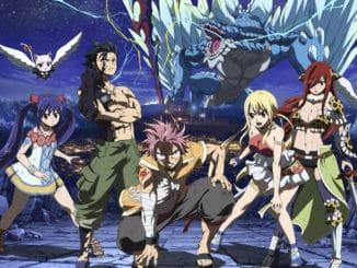 Fairy Tail Dragon Cry News Neu