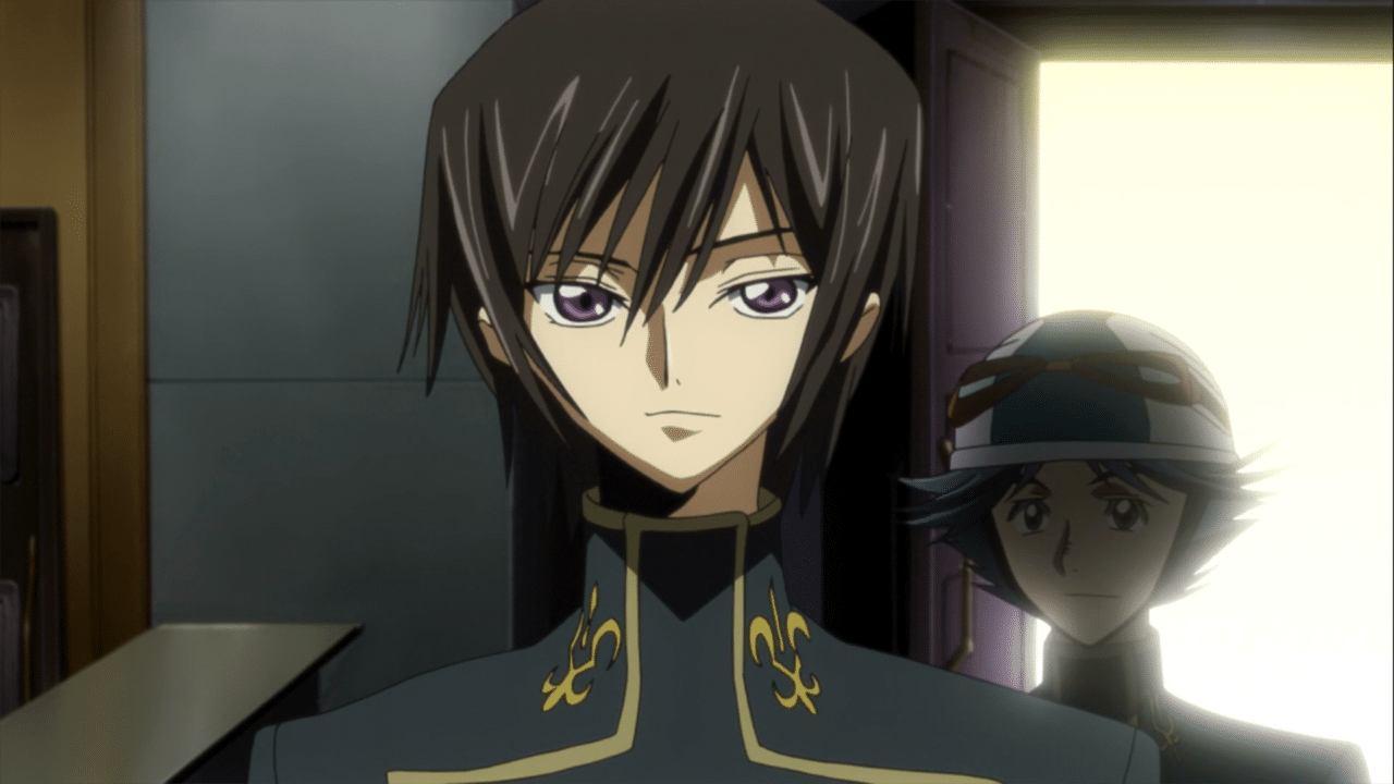 Lelouch Lamperouge (Code Geass)