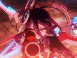 no game no life zero fight