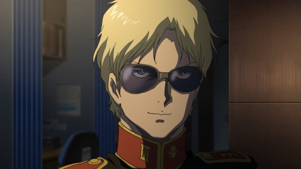 Char Aznable (Gundam the Origin)