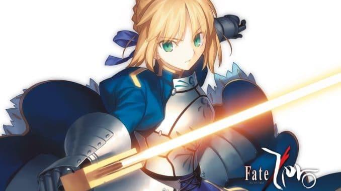 Fate Anime Reihe