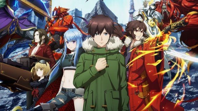 Monster Strike The Movie: Sora no Kanata - Neue Infos zum Film ...