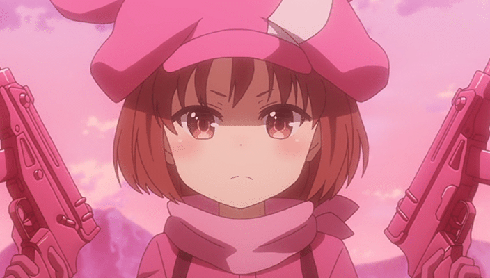 LLENN (Sword Art Online Alternative: Gun Gale Online)