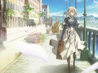 Violet Evergarden Vol 1 Reviewbild