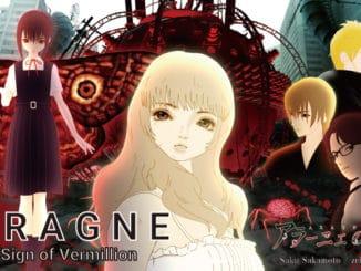 Aragne: Sign of Vermilion