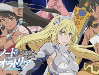 Danmachi-Gaiden-Sword-Oratoria-News